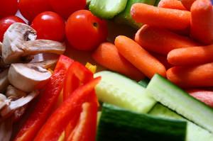 Gemüse © Martin Cathrae via Flickr unter CC-BY-SA-Lizenz