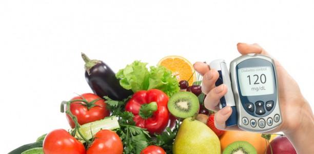 Gesunde Ernährung mit Diabetes